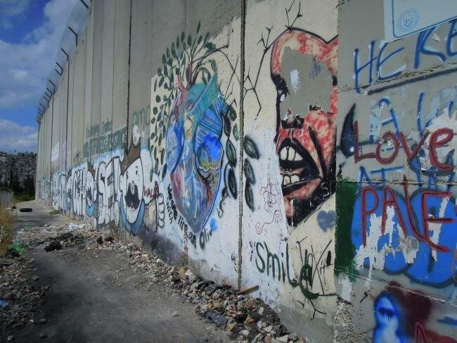Betlejem mur