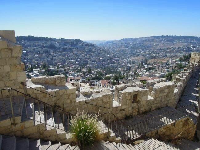 Mury obronne w Jerozolimie
