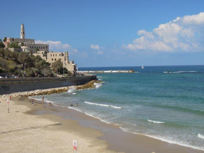 Plaża Tel Awiw